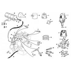 morris minor 948 engine image  morris  free engine image 4 Cylinder Engine Diagram Engine Diagram with Labels