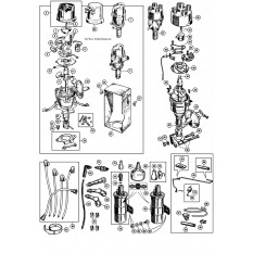 Distributor - Sprite IV & Midget III-1500 (1967-79)