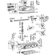 Cylinder Head - Sprite & Midget 1275cc