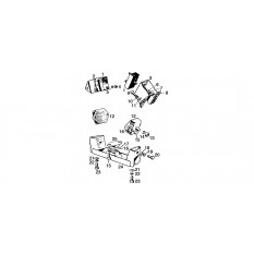 Engine & Gearbox Mountings - Sprite & Midget 948-1098cc