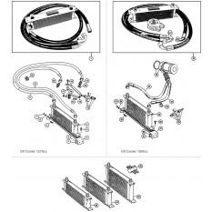 Oil Cooler: 1275-1500cc
