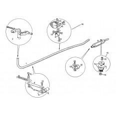 Exhaust System - Sprite & Midget 1098cc