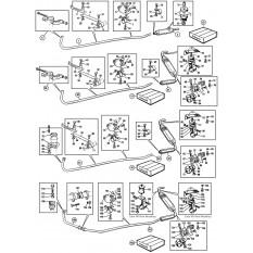 Exhaust System - Sprite & Midget 1275-1500cc (1966-79)