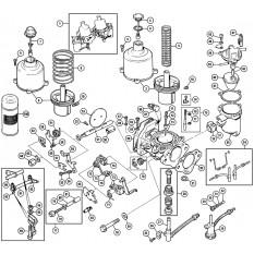 Carburettors: HS4 SU - Midget 1500 (1974-79)