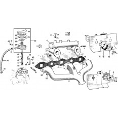 Manifolds - Sprite & Midget 948-1098cc
