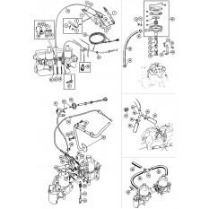 Engine Controls & Emission - Sprite & Midget 1275-1500cc