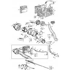 Heater System: 948-1098cc