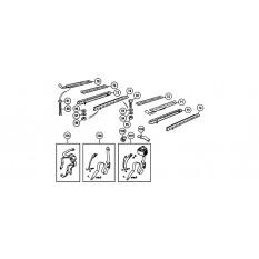 Seat Belts - Sprite IV & Midget III-1500 (1967-79)