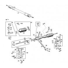 Steering Rack - Sprite I-III & Midget I-II (1958-66)