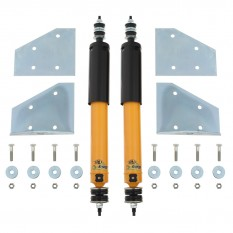 Shock Absorber Conversion Kit, telescopic, rear, Spax