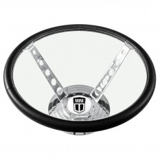 Steering Wheel Table, Mini Logo