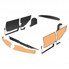 Trim Panel Kits - Classic Mini