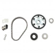 Duplex Kit, timing chain, vernier adjustable