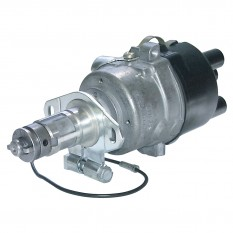 Distributor, Weber carburettor, without vacuum advance