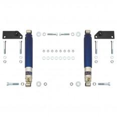 Shock Absorber Conversion Kit, telescopic, rear, Gaz