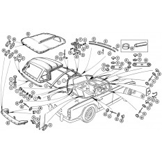 Hoods Hood Frames Fittings moreover Jaguar X Type Engine Diagram besides 39n1q 1997 Jaguar Xj6 4 0 Check Engine Light as well Jaguar Exhaust System Diagram besides Jaguar X Type Wiring Diagram Free. on jaguar x type exhaust diagram