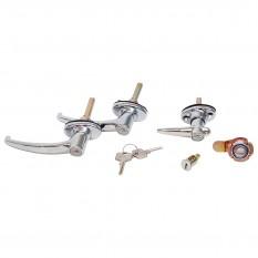 Lock Assembly Set, 5 piece