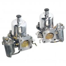 HS6 SU Carburettors & Inlet Manifold