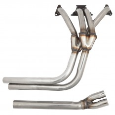 Moss Triumph Tune Sports Extractor Manifolds