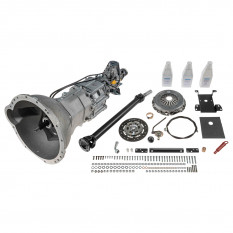 Mazda Five Speed Gearbox Conversion Kits - TR2-4A