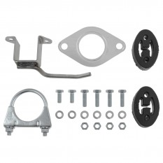 Exhaust Fitting Kits & Hanger Mountings