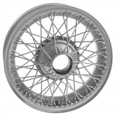 """Wire Wheel, painted, 16"""" x 5"""", 60 spoke"""
