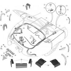Rear Body Fittings - E-Type (1961-1975)