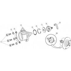 Tachometer Generator - E-Type (1691-1968)