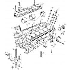 External Engine, V12 - E-Type (1971-1975)