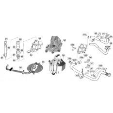 Internal Engine, 6-Cylinder, oil pump - E-Type (1961-1971)