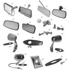 Mirrors - E-Type (1961-1975)