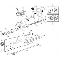 Steering Column - E-Type (1961-1968)