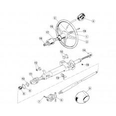 Steering Column - E-Type (1968-1975)