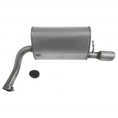 Exhaust Silencers - S-Type