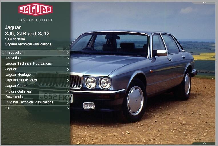 JAGUAR XJ40 XJ6, XJR & XJ12 1987-94 WORKSHOP PARTS MANUALS FIXED DEVICE LICENCE   eBay