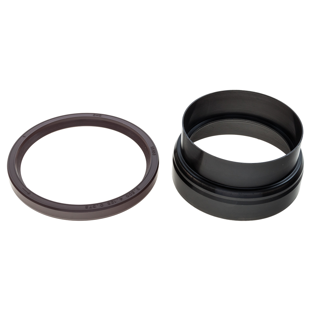 MGB 1964-1980 • NEW • Moss Europe LUF10002 sleeve Rear oil seal improved