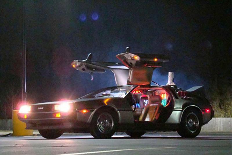 Back to the Future – 1981 DeLorean DMC-12