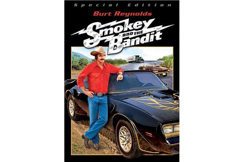 Smokey and the Bandit – 1977 Pontiac Trans AM