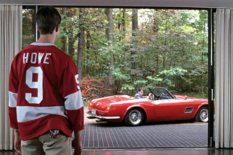 Ferris Bueller's Day Off – 1961 Ferrari 250 GT California Spyder SWB