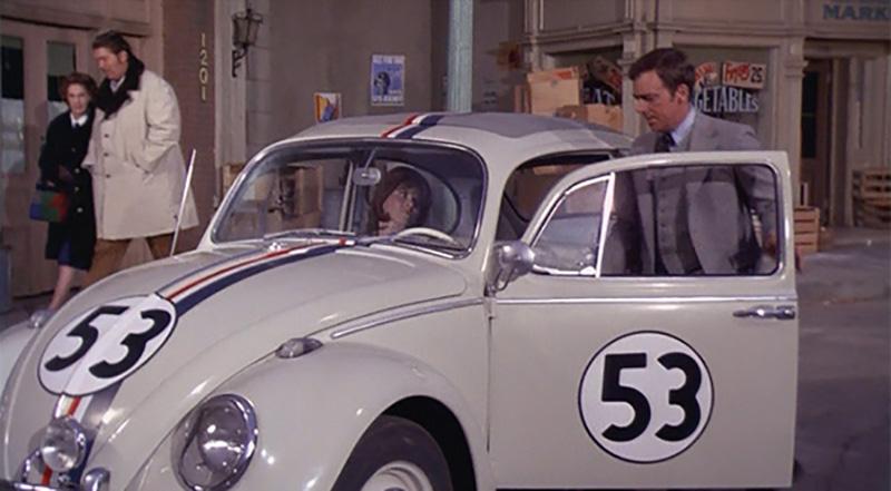 The Love Bug-Herbie Fully Loaded – 1963 Model 117 Volkswagen Type 1