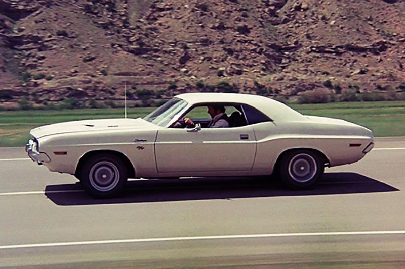 Vanishing Point – 1970 Dodge Challenger R/T
