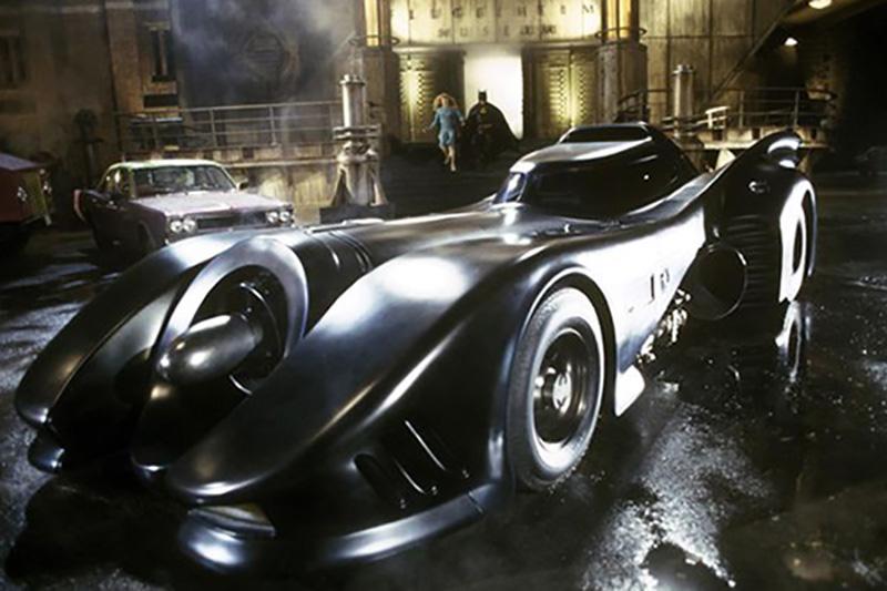 Batman, Batman Returns – 1989 GM Batmobile