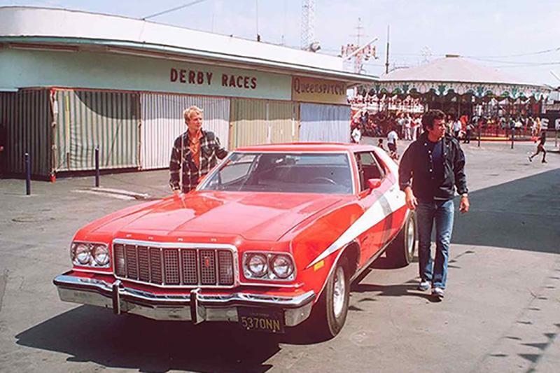 Starsky & Hutch – 1976 Ford Gran Torino