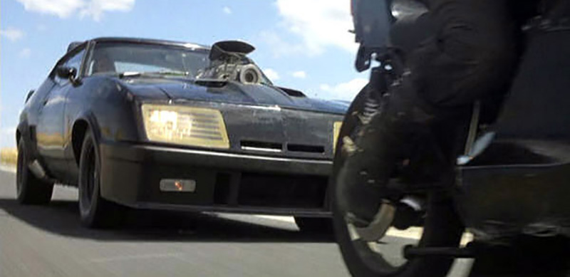 Mad Max – Modified 1973 Ford Falcon +B, GT Coupe