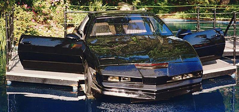 Knight Rider – 1982 Pontiac Trans AM