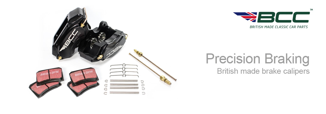 BCC brake calipers