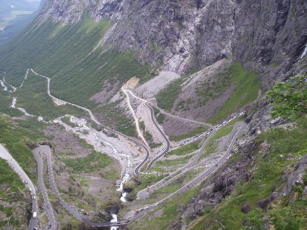 Trollstigen – Norway