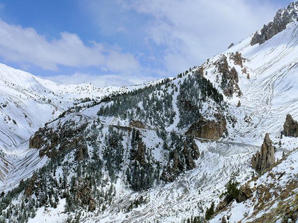 La Route des Grandes Alpes – France