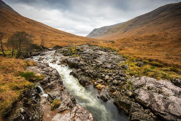 Glen Etive – Scotland