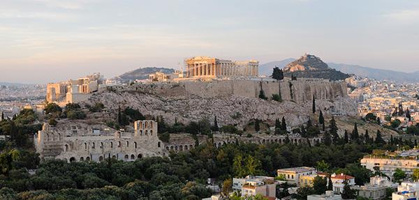 Athens to Olympia – Greece